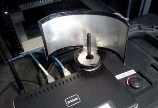 Усилить Wi-Fi роутер