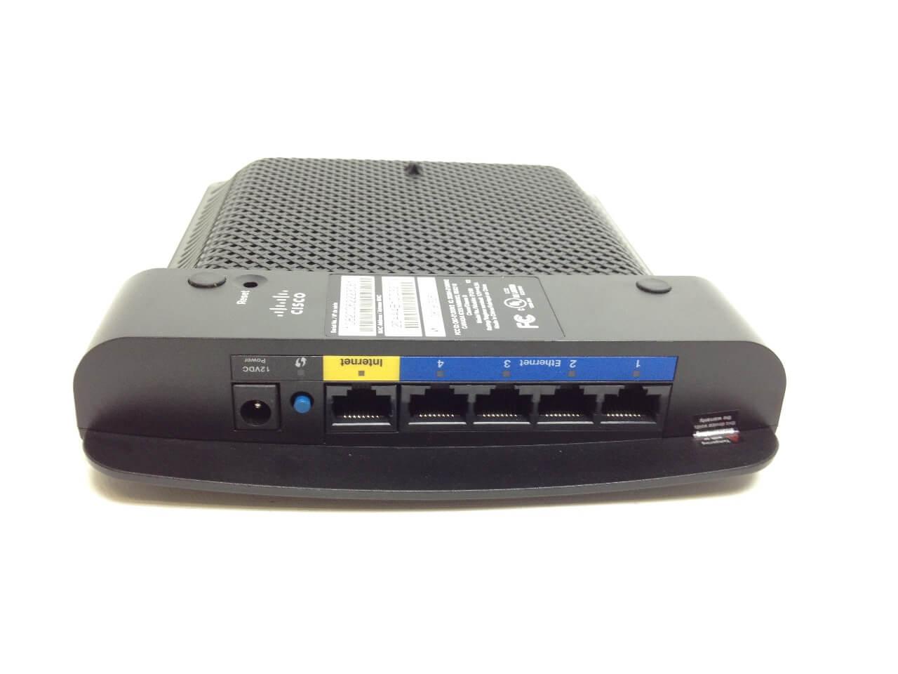 Маршрутизатор (роутер) Cisco Linksys 1200