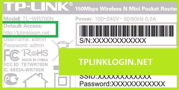 tplinklogin.net - вход в личный кабинет роутера TP-Link по admin-admin