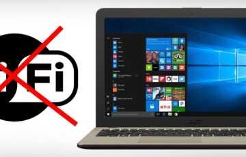 Почему Wi-Fi периодически отключается на ноутбуке с Windows 10